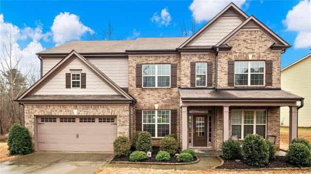 1099 Parkmist Drive, Buford, GA 30518 (MLS #6680265) :: North Atlanta Home Team