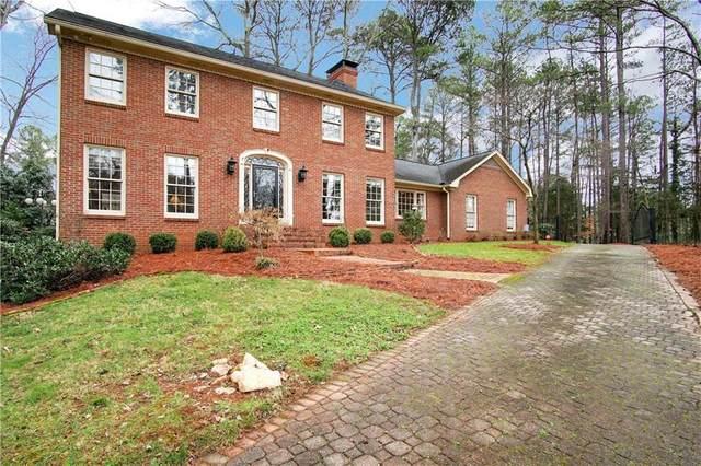 40 Wolverton Court, Stone Mountain, GA 30087 (MLS #6680269) :: North Atlanta Home Team