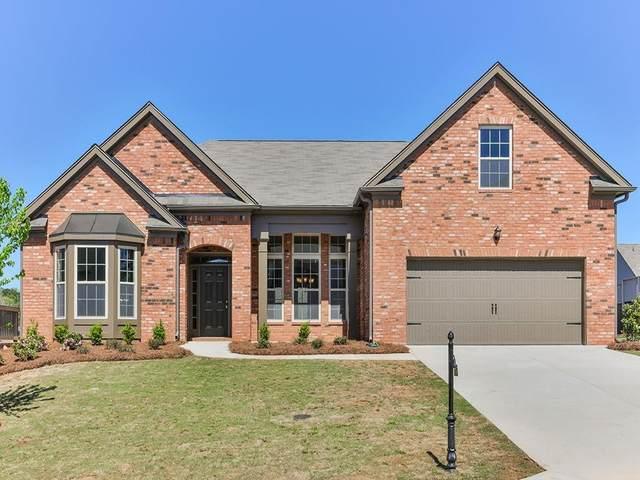 810 Codex Drive, Fairburn, GA 30213 (MLS #6680272) :: Charlie Ballard Real Estate