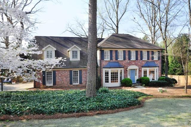 5105 Baroque Circle, Atlanta, GA 30342 (MLS #6680274) :: Kennesaw Life Real Estate