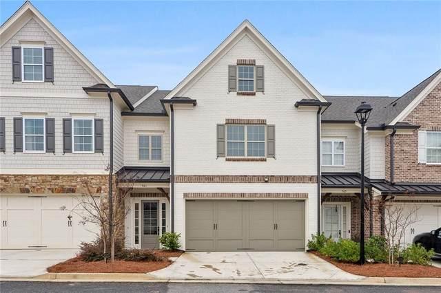 561 Stone Field Run NW, Marietta, GA 30060 (MLS #6680304) :: Kennesaw Life Real Estate