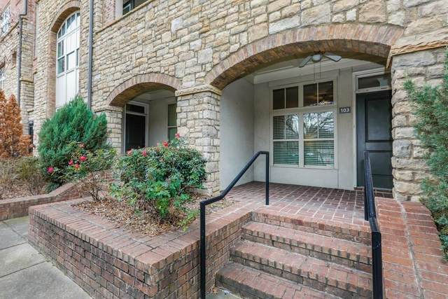 625 Piedmont Avenue NE #105, Atlanta, GA 30308 (MLS #6680339) :: North Atlanta Home Team