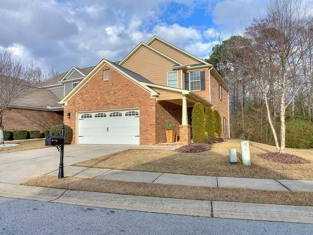 2550 Oakleaf Ridge, Lithonia, GA 30058 (MLS #6680340) :: Rock River Realty