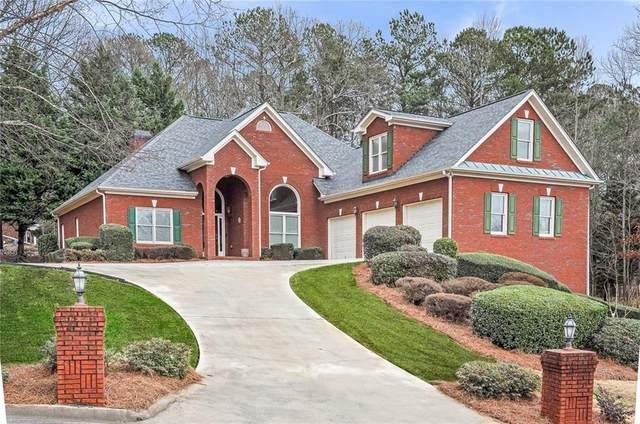 1755 Azalea Woods Drive, Lawrenceville, GA 30043 (MLS #6680341) :: The Cowan Connection Team