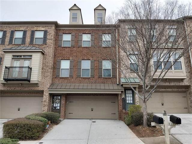2711 Hallwood Lane, Suwanee, GA 30024 (MLS #6680361) :: Kennesaw Life Real Estate