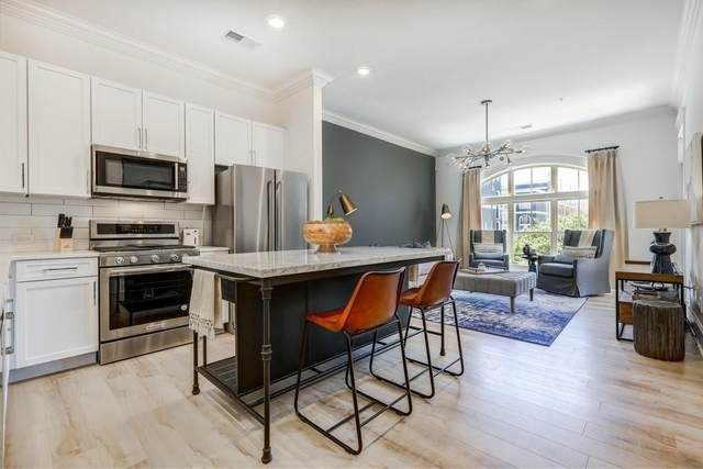 625 Piedmont Avenue NE #1005, Atlanta, GA 30308 (MLS #6680372) :: North Atlanta Home Team