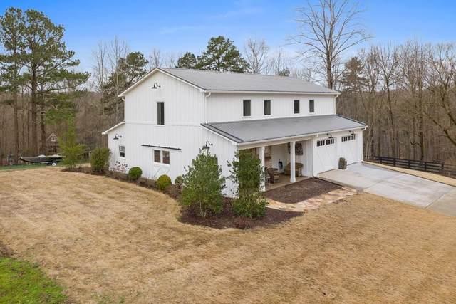 2089 Henry Scott Road, Ball Ground, GA 30107 (MLS #6680378) :: Path & Post Real Estate