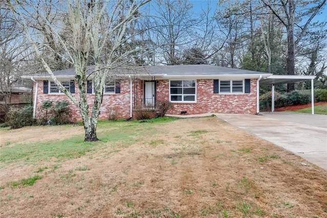 2148 Olive Springs Road SE, Marietta, GA 30060 (MLS #6680385) :: Charlie Ballard Real Estate