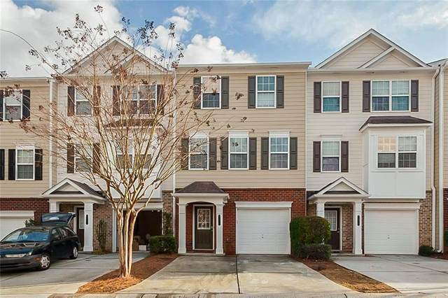 2461 Ivey Crest Circle, Tucker, GA 30084 (MLS #6680417) :: The Zac Team @ RE/MAX Metro Atlanta