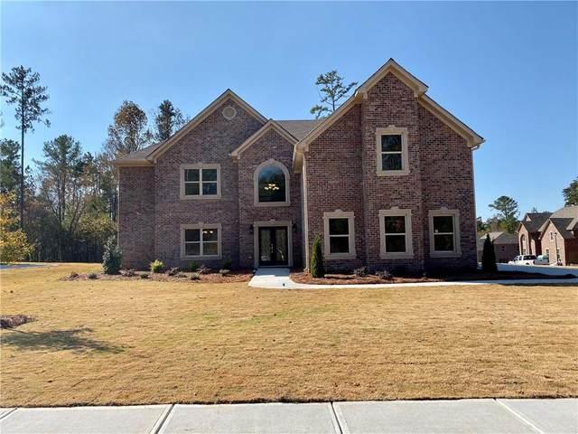 1305 Ruth Lane, Conyers, GA 30094 (MLS #6680423) :: RE/MAX Paramount Properties