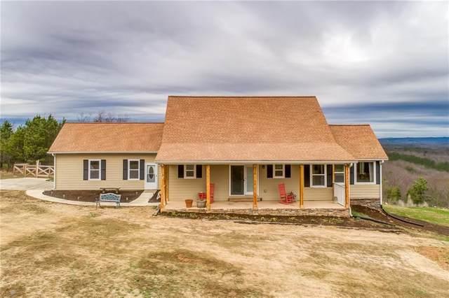 645 Stoneledge Road, Jasper, GA 30143 (MLS #6680433) :: Path & Post Real Estate