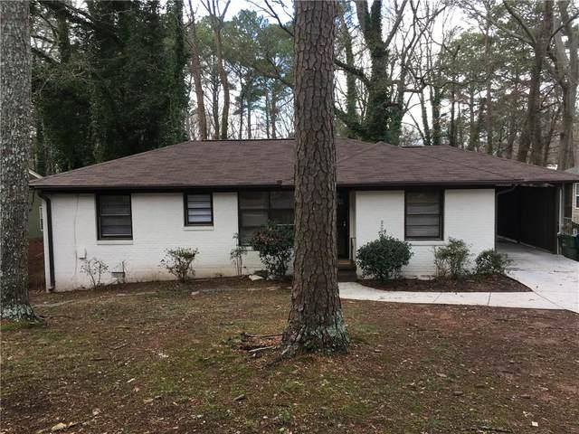 2177 Maxwell Drive SW, Atlanta, GA 30311 (MLS #6680467) :: Kennesaw Life Real Estate