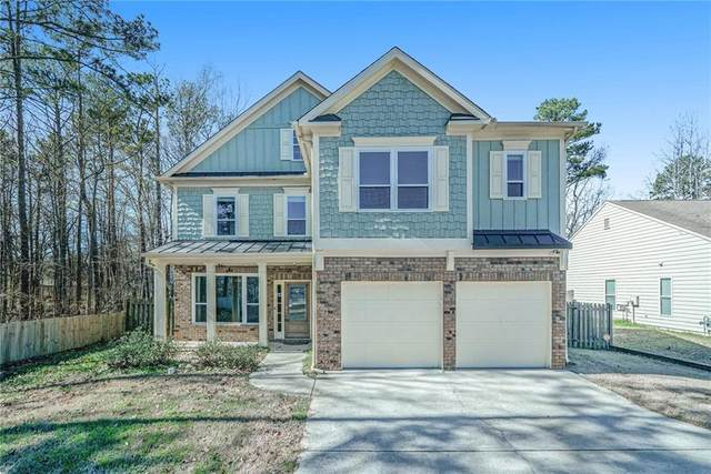 8216 Cherokee Boulevard, Douglasville, GA 30134 (MLS #6680473) :: MyKB Partners, A Real Estate Knowledge Base