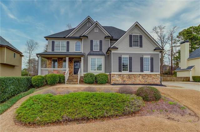 1988 Mapmaker Drive, Dacula, GA 30019 (MLS #6680506) :: Kennesaw Life Real Estate