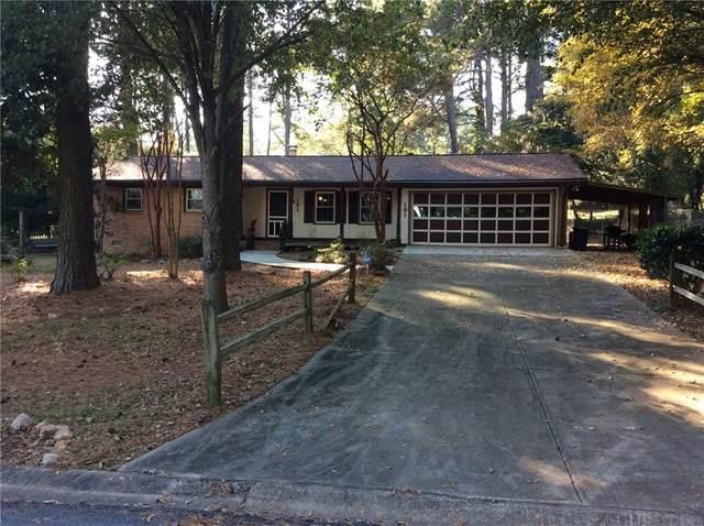 131 Regal Way, Lawrenceville, GA 30044 (MLS #6680515) :: RE/MAX Paramount Properties