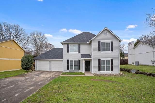 437 Camp Hill Lane, Jonesboro, GA 30238 (MLS #6680523) :: Dillard and Company Realty Group
