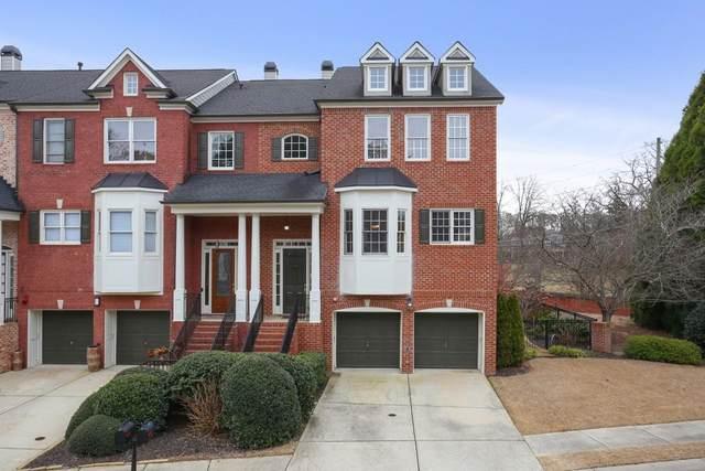 1400 Montclair Court, Smyrna, GA 30080 (MLS #6680528) :: North Atlanta Home Team
