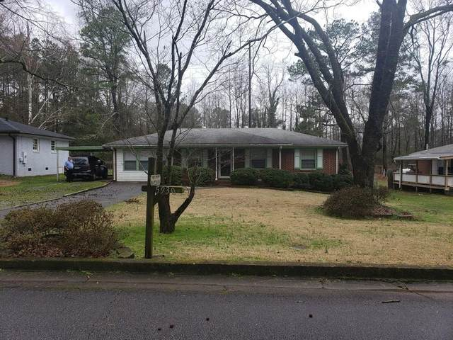 5930 John Street, Austell, GA 30106 (MLS #6680558) :: North Atlanta Home Team