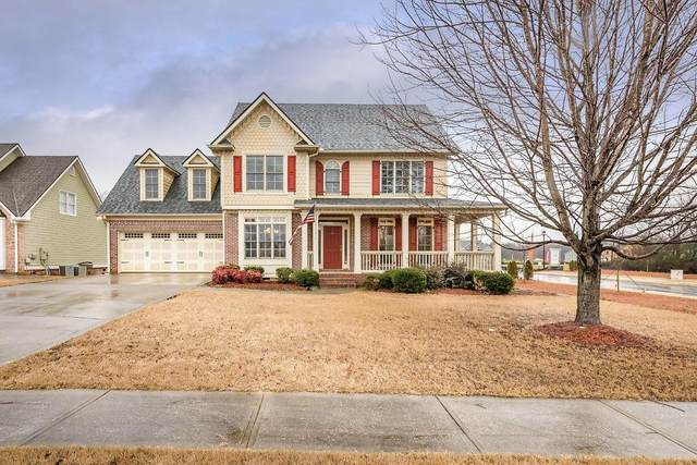 36 Cottage Walk NW, Cartersville, GA 30121 (MLS #6680567) :: North Atlanta Home Team