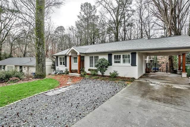 1758 Warren Court NW, Atlanta, GA 30318 (MLS #6680568) :: North Atlanta Home Team
