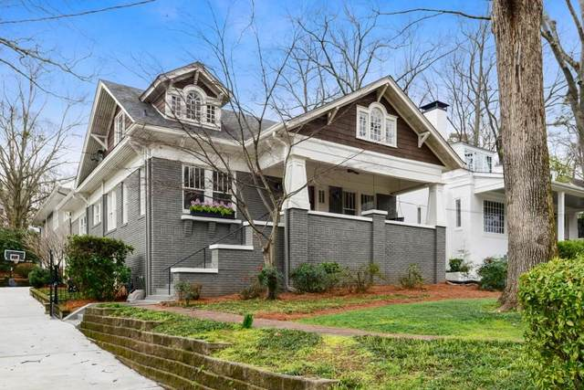 1448 N Morningside Drive, Atlanta, GA 30306 (MLS #6680574) :: The Zac Team @ RE/MAX Metro Atlanta