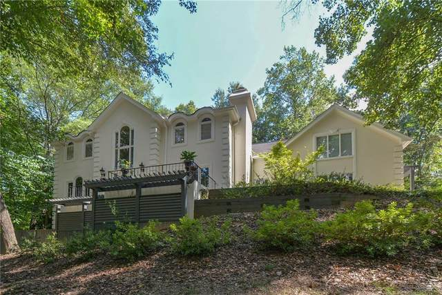 1685 Brandon Hall Drive, Sandy Springs, GA 30350 (MLS #6680582) :: RE/MAX Prestige