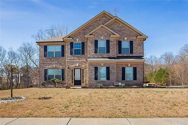 3881 Busby Mill Court, Ellenwood, GA 30294 (MLS #6680602) :: North Atlanta Home Team