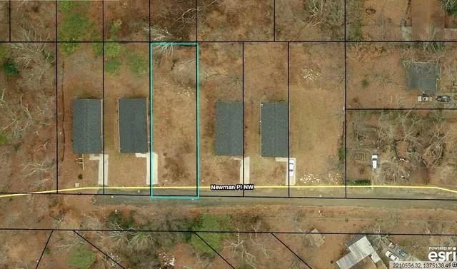 1895 Newman Place NW, Atlanta, GA 30318 (MLS #6680608) :: RE/MAX Prestige