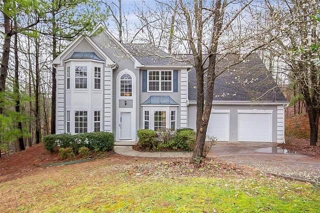 4935 Promenade Drive SW, Atlanta, GA 30331 (MLS #6680613) :: RE/MAX Paramount Properties