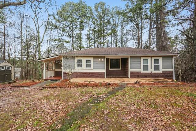 383 Brick Mill Road, Canton, GA 30115 (MLS #6680614) :: The Zac Team @ RE/MAX Metro Atlanta