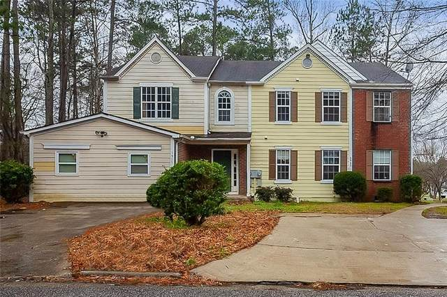 5945 Hampton Court #74, Atlanta, GA 30349 (MLS #6680620) :: RE/MAX Paramount Properties