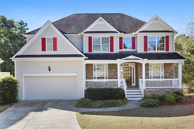 301 Towering Crest, Canton, GA 30114 (MLS #6680643) :: Charlie Ballard Real Estate