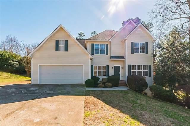 2115 Lanier Heights Drive, Cumming, GA 30041 (MLS #6680660) :: Kennesaw Life Real Estate