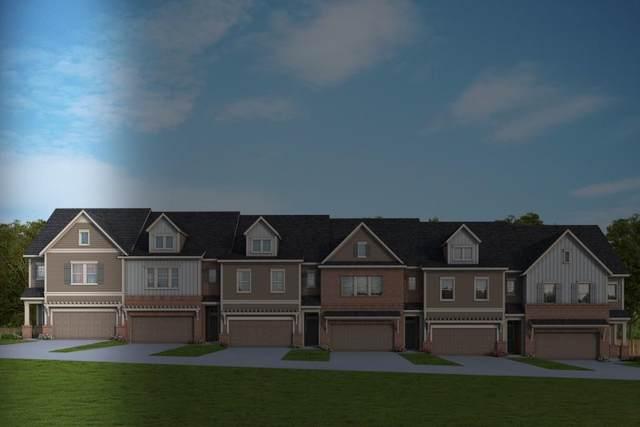 2549 Oakbourne Lane #38, Smyrna, GA 30080 (MLS #6680671) :: The Zac Team @ RE/MAX Metro Atlanta