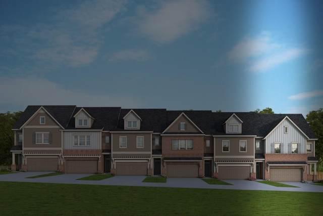2539 Oakbourne Lane #43, Smyrna, GA 30080 (MLS #6680684) :: The Zac Team @ RE/MAX Metro Atlanta