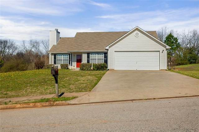 35 Lewis Lane, Covington, GA 30016 (MLS #6680686) :: Rock River Realty