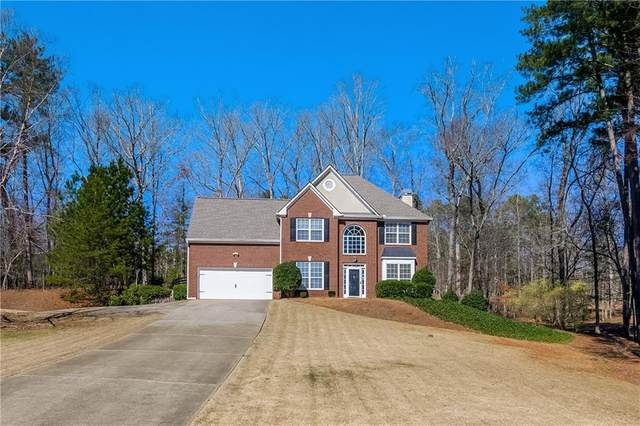 310 Sablewood Drive, Alpharetta, GA 30004 (MLS #6680697) :: MyKB Partners, A Real Estate Knowledge Base