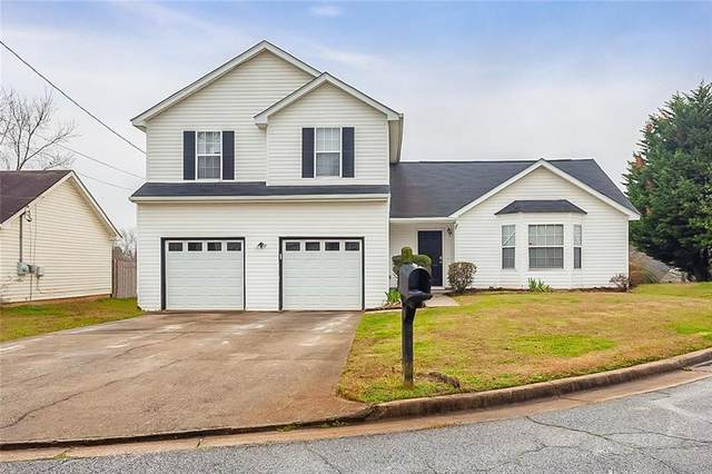 5452 Salem Springs Drive, Lithonia, GA 30038 (MLS #6680708) :: North Atlanta Home Team
