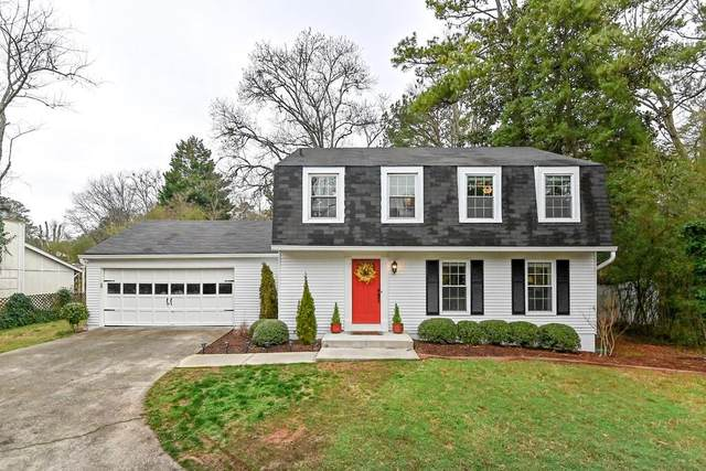 135 N Pond Court, Roswell, GA 30076 (MLS #6680713) :: RE/MAX Paramount Properties