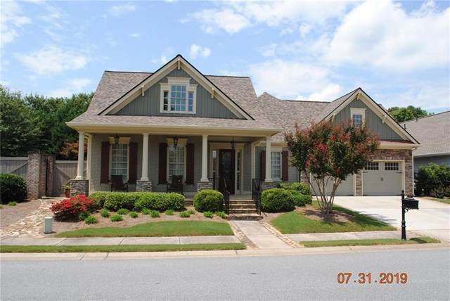 203 Somerset Circle, Woodstock, GA 30189 (MLS #6680724) :: Path & Post Real Estate