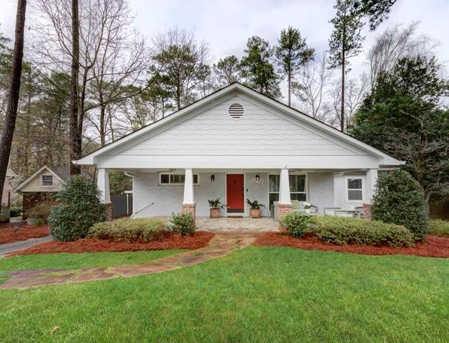 2748 Ridgemore Road NW, Atlanta, GA 30318 (MLS #6680742) :: RE/MAX Paramount Properties