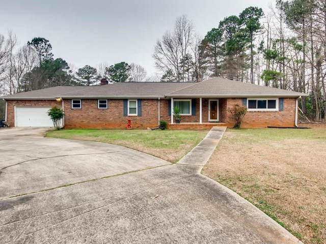 117 Muse Road, Fayetteville, GA 30214 (MLS #6680759) :: The North Georgia Group