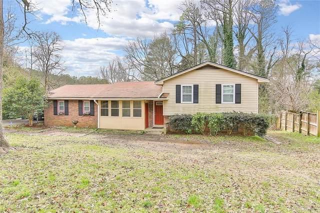 185 Killian Hill Road NW, Lilburn, GA 30047 (MLS #6680767) :: North Atlanta Home Team