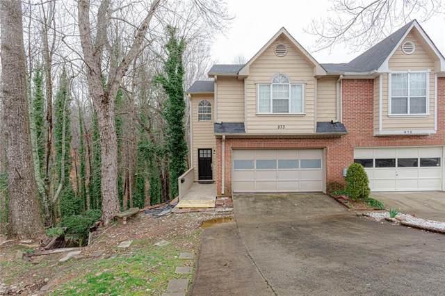 873 Edgewater Circle, Marietta, GA 30062 (MLS #6680769) :: Rich Spaulding