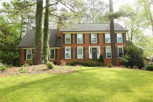 3865 High Shoals Drive, Peachtree Corners, GA 30092 (MLS #6680770) :: North Atlanta Home Team