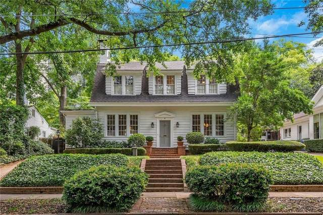 51 Standish Avenue NW, Atlanta, GA 30309 (MLS #6680795) :: Good Living Real Estate