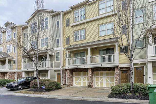 221 Semel Circle NW #259, Atlanta, GA 30309 (MLS #6680798) :: North Atlanta Home Team