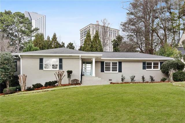 966 Ferncliff Road NE, Atlanta, GA 30324 (MLS #6680807) :: Kennesaw Life Real Estate