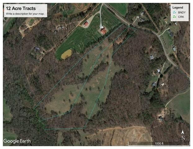Lot 6 Geiger Road, Jefferson, GA 30549 (MLS #6680809) :: Rock River Realty