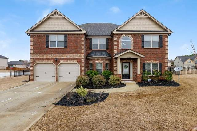 2558 Bateleur Court, Grayson, GA 30017 (MLS #6680832) :: North Atlanta Home Team